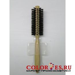 Брашинг деревянный, натуральная щетина с хвостиком, d16 мм WB-868-10, (868101)