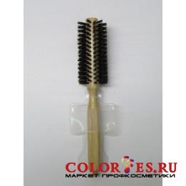 Брашинг деревянный, натуральная щетина с хвостиком, d19 мм WB-868-12, (868125)