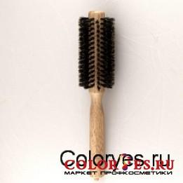 Брашинг деревянный, натуральная щетина с хвостиком, d22 мм WB-868-14, (868149)
