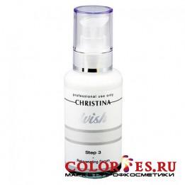 Сыворотка CHRISTINA омолаживающая для лица (шаг 3) Wish Rejuvenating Serum 100 мл W3