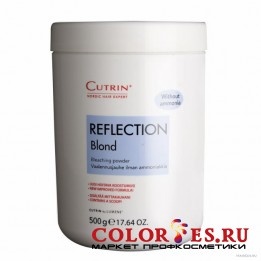 Порошок CUTRIN безаммиачный обесчвечивающий REFLECTION BLOND 500 гр 54117  NEW
