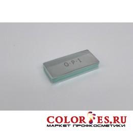 Блок OPI полировочный двусторонний зеленый (К.) (992677)