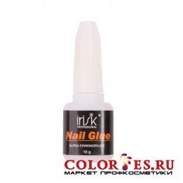 Клей IRISK для ногтей с кисточкой 10 г М800-01