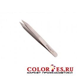 Пинцет MERTZ проф. для электролиза матированный 10 см 220R