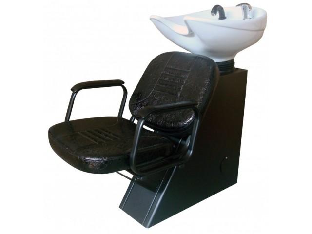 Парикмахерская мойка Дасти с креслом Бриз