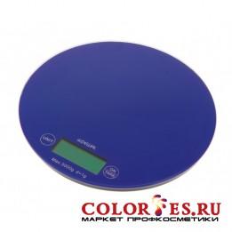 Весы DEWAL электронные синие NS004