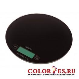 Весы DEWAL электронные черные NS005