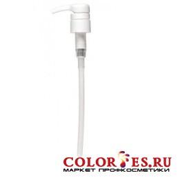Дозатор MATRIX  длинный белый