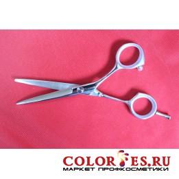 Ножницы PRO FEEL парикмахерские 5,5 (хром.полир.эргоном ручки) LFK-55 G (К.) (052417)