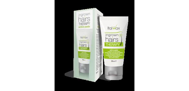 Активная паста против вросших волос «Italwax»
